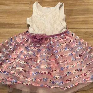 Beautiful children's place dress size 6